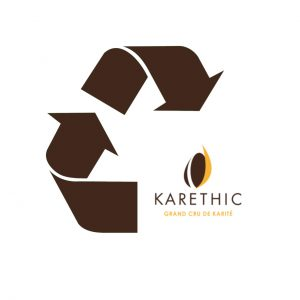 Recyclage flacons vides Karethic